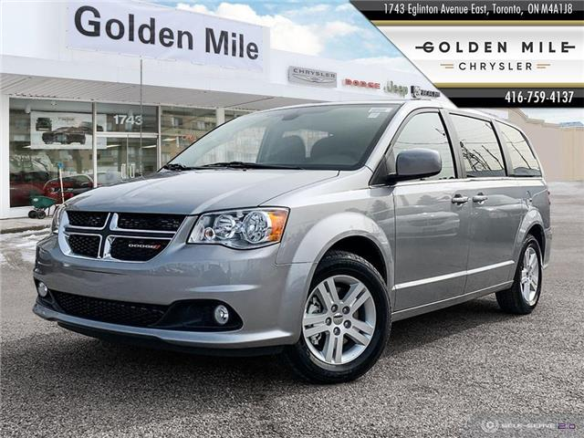 2020 Dodge Grand Caravan Crew (Stk: 20214) in North York - Image 1 of 25