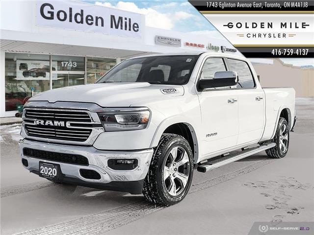 2020 RAM 1500 Laramie (Stk: 20270) in North York - Image 1 of 26