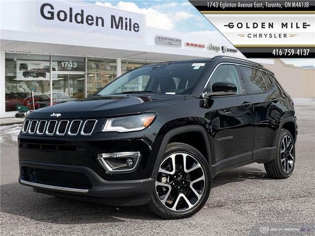 2021 Jeep Compass Limited (Stk: 21003) in North York - Image 1 of 25