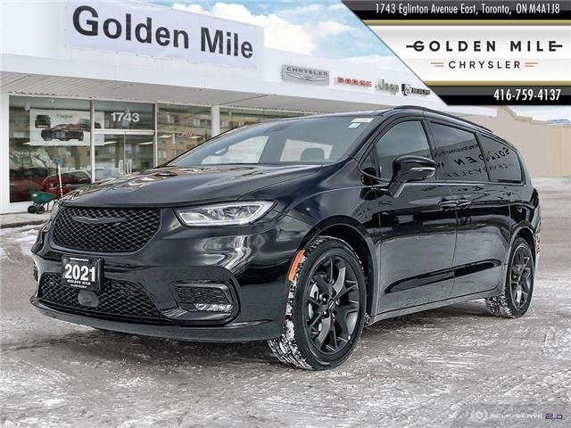 2021 Chrysler Pacifica Touring-L (Stk: 21054) in North York - Image 1 of 30