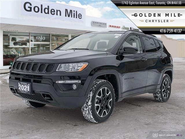 2021 Jeep Compass Sport (Stk: 21057) in North York - Image 1 of 30