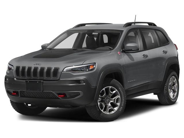 2021 Jeep Cherokee Trailhawk (Stk: ) in North York - Image 1 of 9