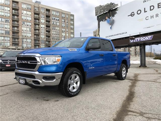 2021 RAM 1500 Tradesman (Stk: 21081) in North York - Image 1 of 28