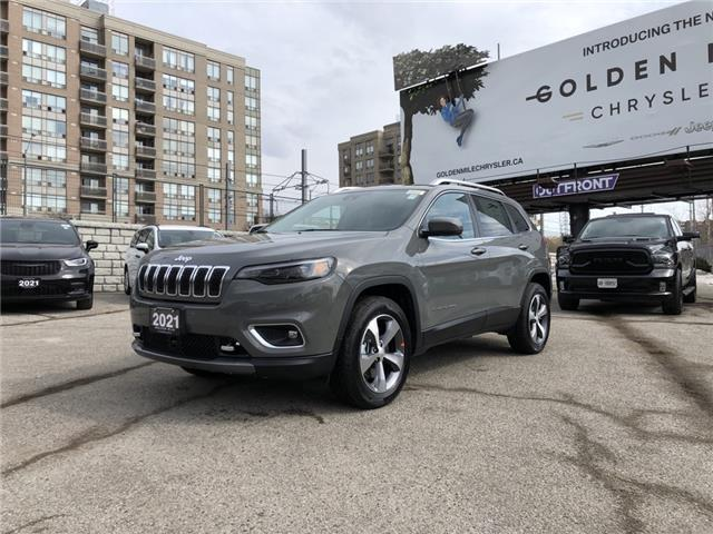 2021 Jeep Cherokee Limited (Stk: 21104) in North York - Image 1 of 30