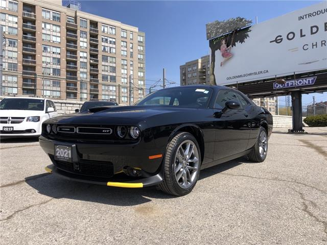 2021 Dodge Challenger GT (Stk: 21112) in North York - Image 1 of 29