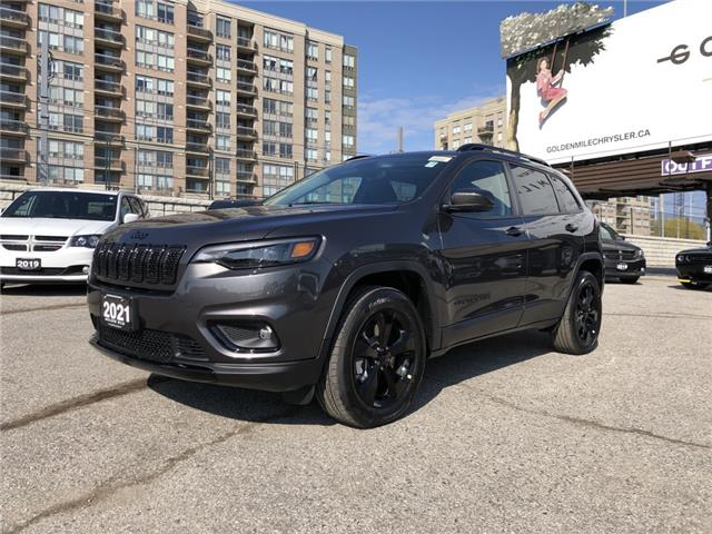 2021 Jeep Cherokee Altitude (Stk: 21119) in North York - Image 1 of 30