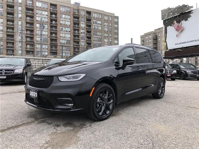 2021 Chrysler Pacifica Touring L (Stk: 21113) in North York - Image 1 of 30