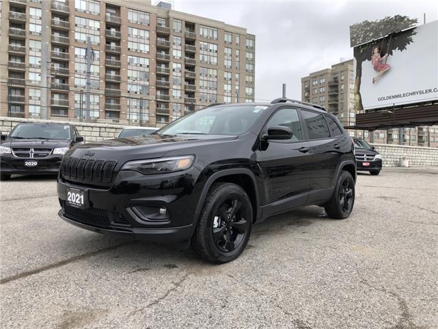 2021 Jeep Cherokee Altitude (Stk: 21121) in North York - Image 1 of 30