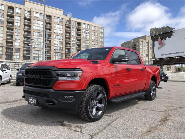 2021 RAM 1500 Big Horn (Stk: 21118) in North York - Image 1 of 30