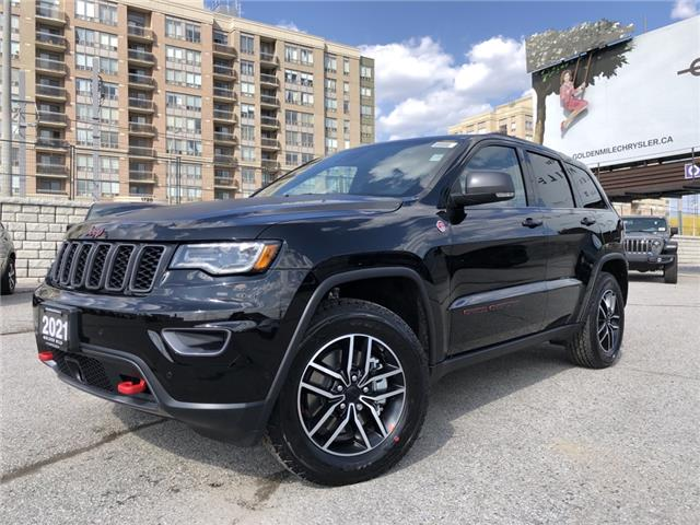 2021 Jeep Grand Cherokee Trailhawk (Stk: 21136) in North York - Image 1 of 30