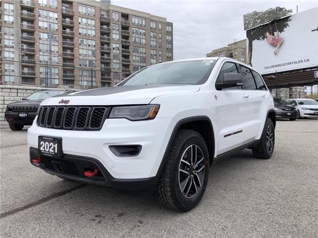 2021 Jeep Grand Cherokee Trailhawk (Stk: 21140) in North York - Image 1 of 30