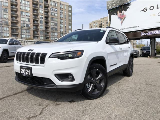 2021 Jeep Cherokee North (Stk: 21143) in North York - Image 1 of 30