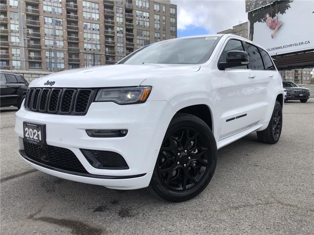 2021 Jeep Grand Cherokee Limited (Stk: 21149) in North York - Image 1 of 30