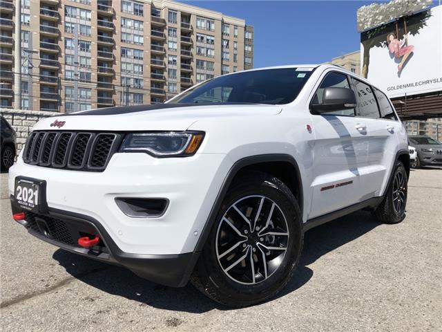2021 Jeep Grand Cherokee Trailhawk (Stk: 21150) in North York - Image 1 of 30