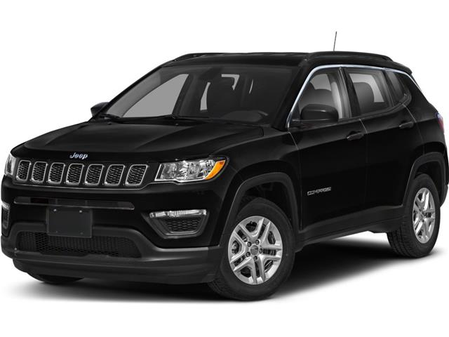2021 Jeep Compass North (Stk: ) in North York - Image 1 of 1