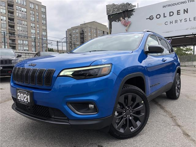 2021 Jeep Cherokee North (Stk: 21162) in North York - Image 1 of 30