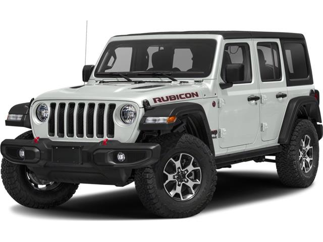 2021 Jeep Wrangler Unlimited Rubicon (Stk: ) in North York - Image 1 of 1