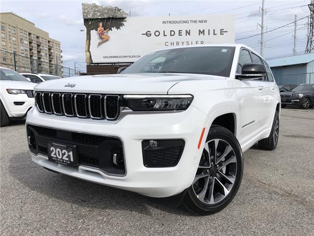 2021 Jeep Grand Cherokee L Overland (Stk: 21243) in North York - Image 1 of 32