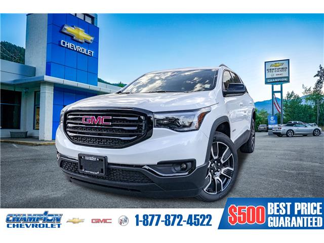 2019 GMC Acadia SLT-1 (Stk: 19-61) in Trail - Image 1 of 27