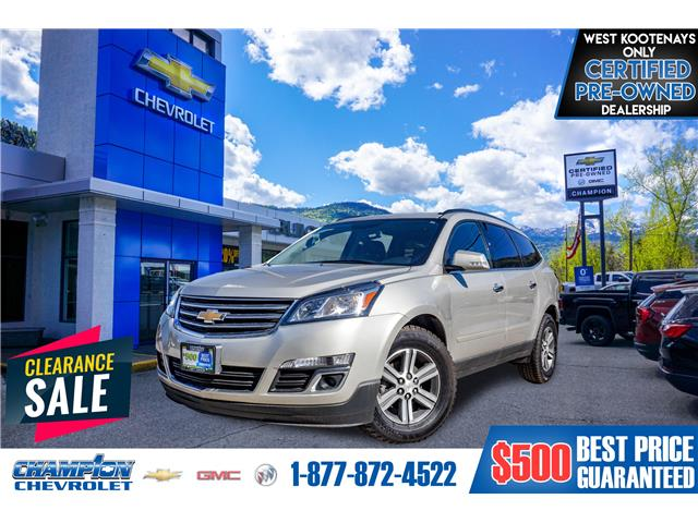 2017 Chevrolet Traverse 1LT (Stk: P20-56) in Trail - Image 1 of 26