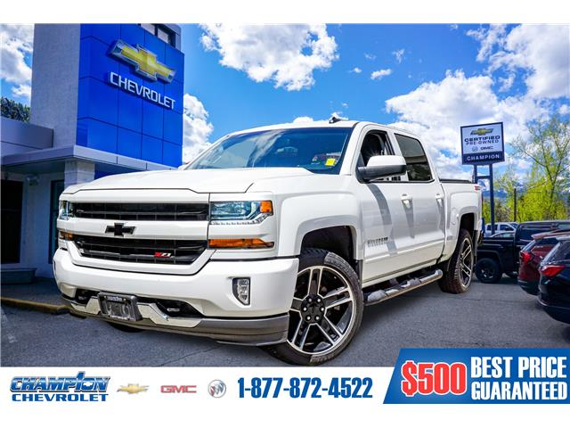 2018 Chevrolet Silverado 1500  (Stk: 20-39A) in Trail - Image 1 of 28