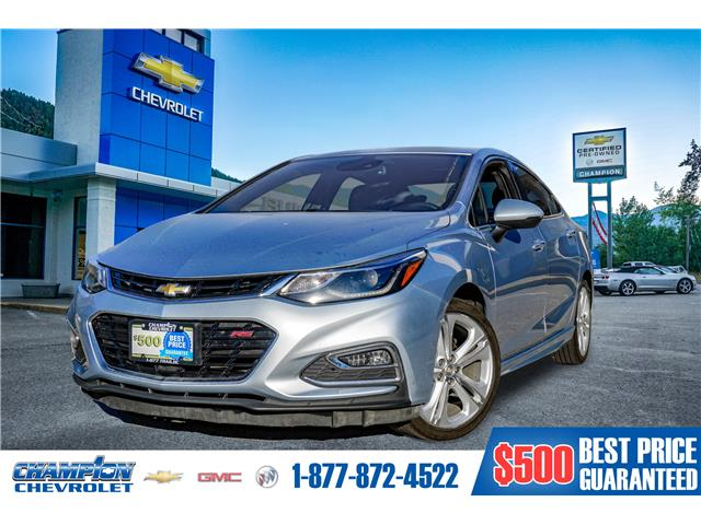 2017 Chevrolet Cruze Premier Auto (Stk: P20-135) in Trail - Image 1 of 23