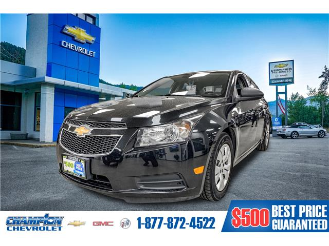 2013 Chevrolet Cruze LS (Stk: P20-129) in Trail - Image 1 of 18
