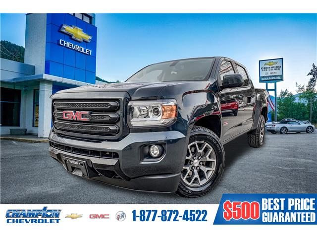 2018 GMC Canyon  (Stk: P20-176) in Trail - Image 1 of 24