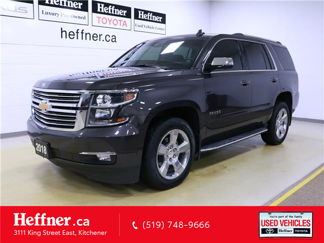 2018 Chevrolet Tahoe Premier (Stk: 196208) in Kitchener - Image 1 of 27
