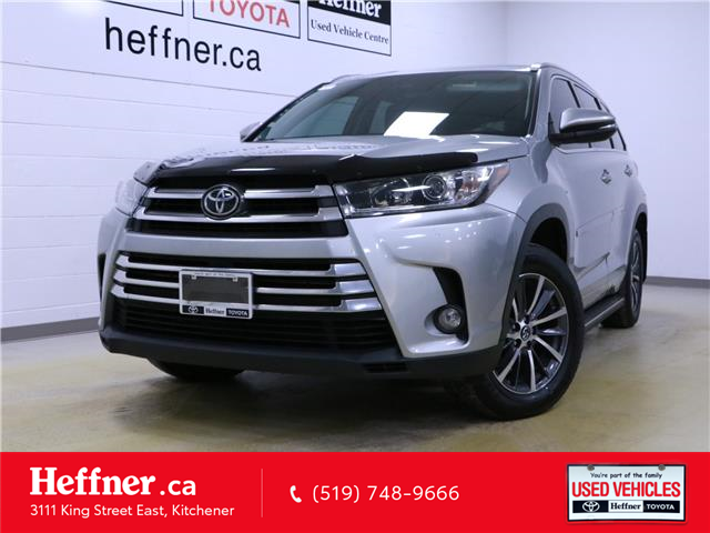 2017 Toyota Highlander XLE (Stk: 205061) in Kitchener - Image 1 of 27