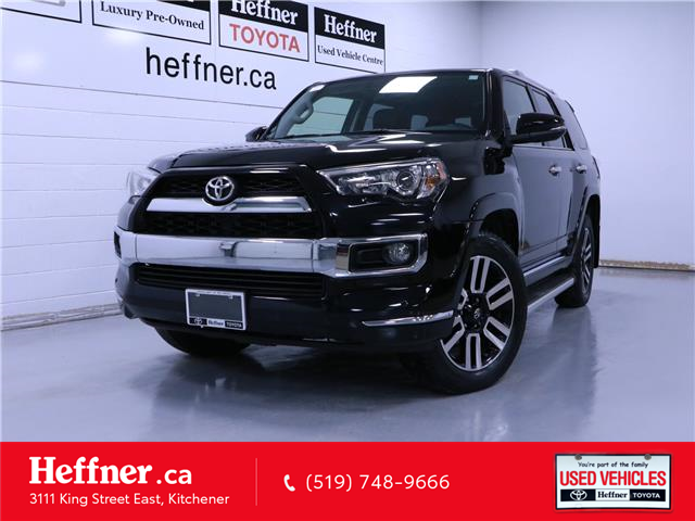 2016 Toyota 4Runner SR5 (Stk: 205098) in Kitchener - Image 1 of 24