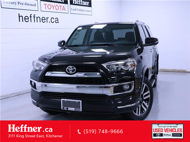2016 Toyota 4Runner SR5 (Stk: 205108) in Kitchener - Image 1 of 23