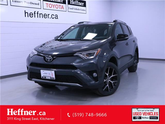 2017 Toyota RAV4 SE (Stk: 205237) in Kitchener - Image 1 of 25
