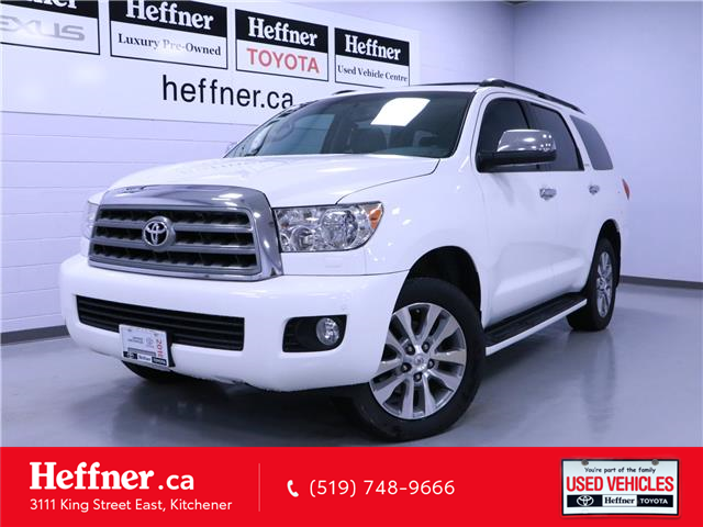 2016 Toyota Sequoia Limited 5.7L V8 (Stk: 205174) in Kitchener - Image 1 of 26
