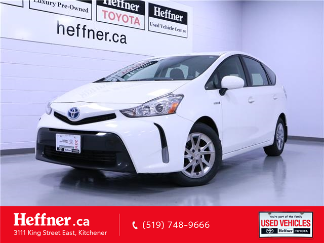 2016 Toyota Prius v Base (Stk: 205361) in Kitchener - Image 1 of 22