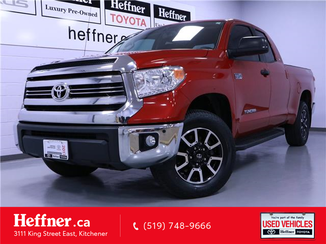 2017 Toyota Tundra SR5 Plus 5.7L V8 (Stk: 205391) in Kitchener - Image 1 of 24
