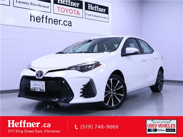 2017 Toyota Corolla SE (Stk: 205383) in Kitchener - Image 1 of 24