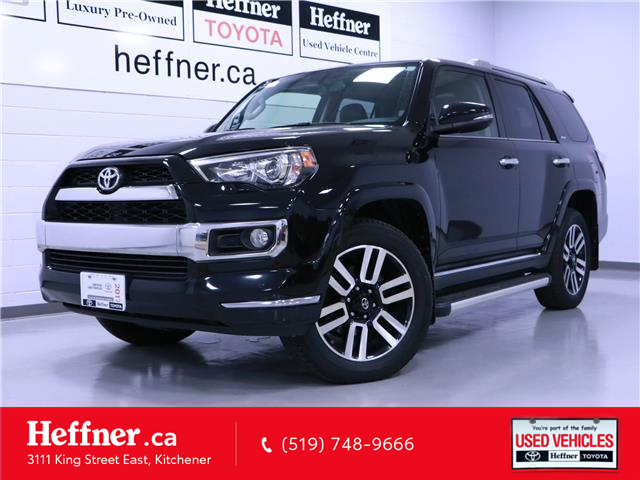 2017 Toyota 4Runner SR5 (Stk: 205393) in Kitchener - Image 1 of 26