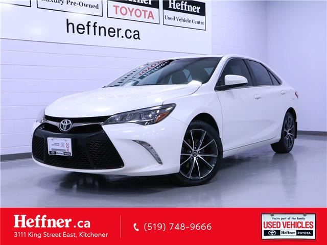 2016 Toyota Camry XSE V6 (Stk: 205298) in Kitchener - Image 1 of 24