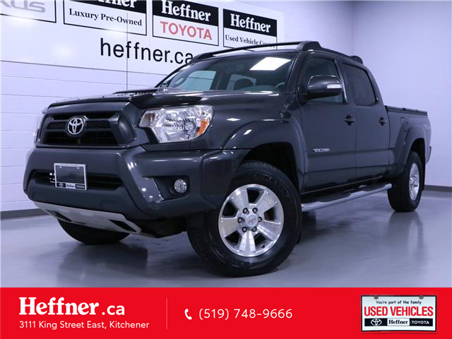 2014 Toyota Tacoma V6 (Stk: 205328) in Kitchener - Image 1 of 22