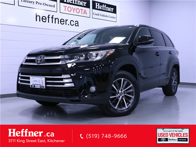 2018 Toyota Highlander XLE (Stk: 205354) in Kitchener - Image 1 of 26
