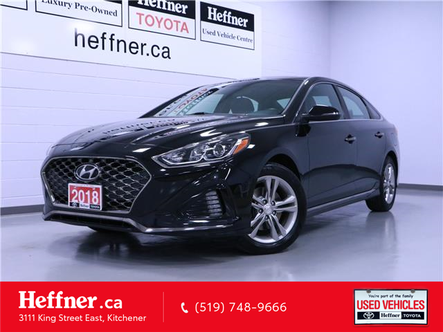 2018 Hyundai Sonata 2.4 Sport (Stk: 205364) in Kitchener - Image 1 of 22
