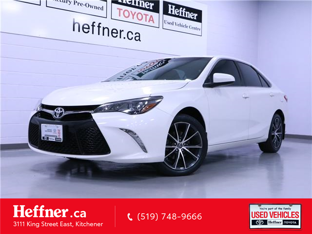 2016 Toyota Camry XSE V6 (Stk: 205394) in Kitchener - Image 1 of 24