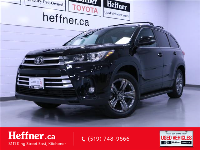 2018 Toyota Highlander Limited (Stk: 205377) in Kitchener - Image 1 of 27