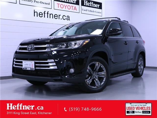 2018 Toyota Highlander Limited (Stk: 205377) in Kitchener - Image 1 of 27
