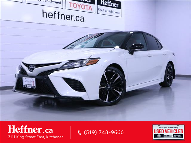 2018 Toyota Camry XSE (Stk: 205404) in Kitchener - Image 1 of 23