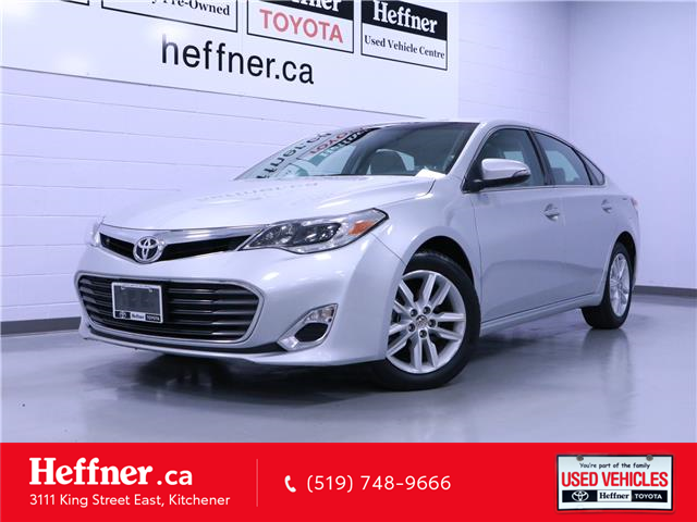 2014 Toyota Avalon XLE (Stk: 205381) in Kitchener - Image 1 of 23