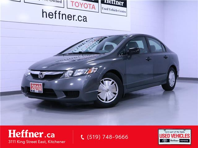 2010 Honda Civic DX-G (Stk: 205337) in Kitchener - Image 1 of 19