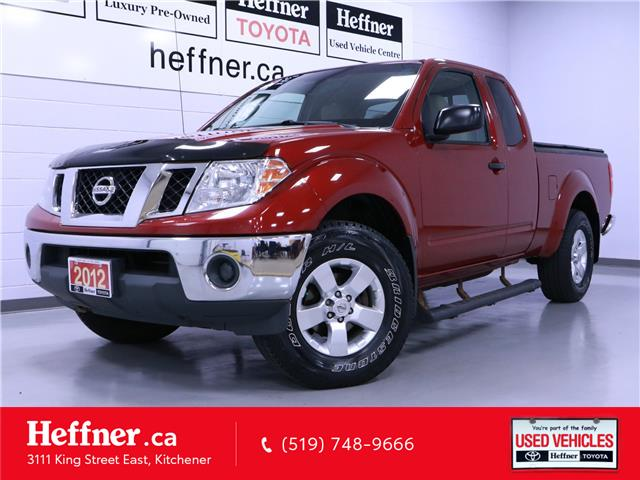 2012 Nissan Frontier  (Stk: 205332) in Kitchener - Image 1 of 20