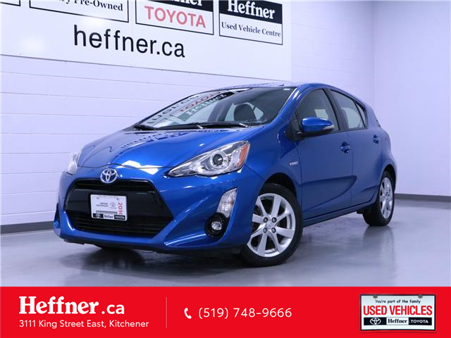 2016 Toyota Prius C Technology (Stk: 205370) in Kitchener - Image 1 of 24